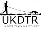 UK Deer Track & Recovery Logo